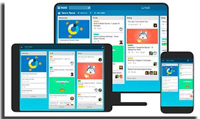 aplicativos para facilitar o trabalho de designer trello