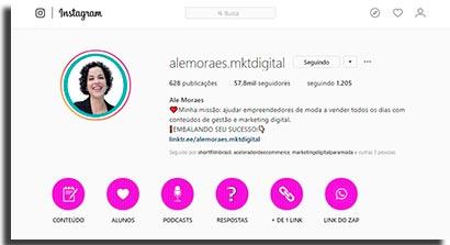 aplicativos para usar mais que 5 contas no instagram alemoraes