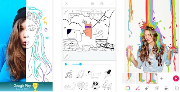 animador está entre os melhores aplicativos