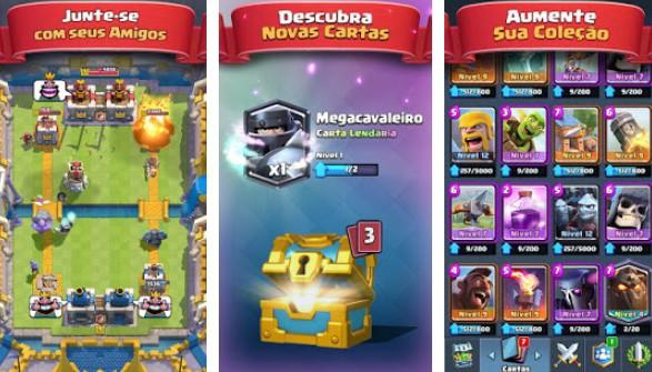 clash royale e um dos maiores jogos competitivos para smartphones