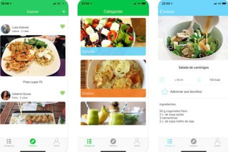 apps de receitas culinarias fit