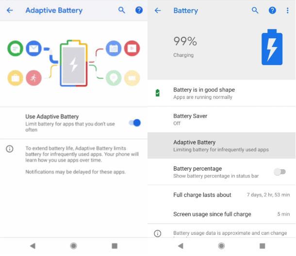 android-pie-bateria