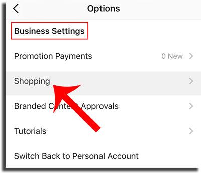 Instagram Shopping Add Markings 2