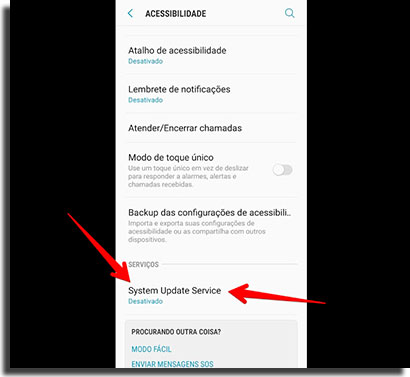 como espionar android acessibsystemupdate