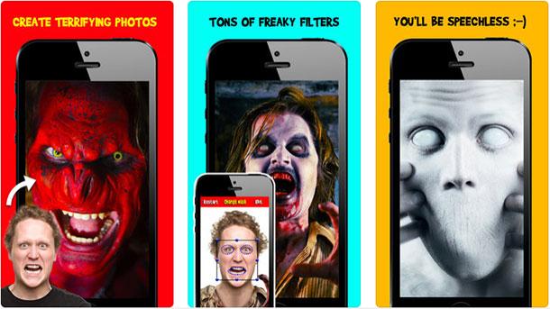 Corpse Cam weird camera apps