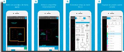 desenhar plantas de casas autocad