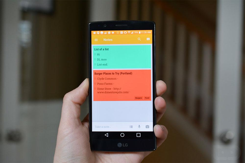15 aplicativos para fazer anotações no Android