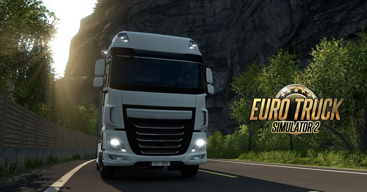 jogos de simulação para pc Euro Truck Simulator 2