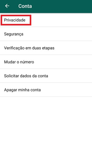 ler status do whatsapp