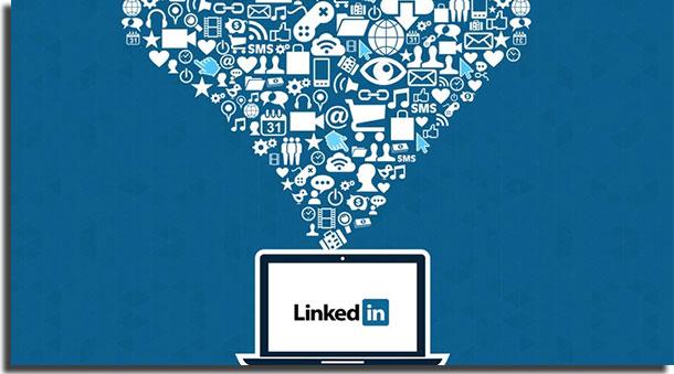 alternativas ao facebook linkedin