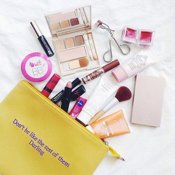 Ideias de posts para Instagram Maquiagem
