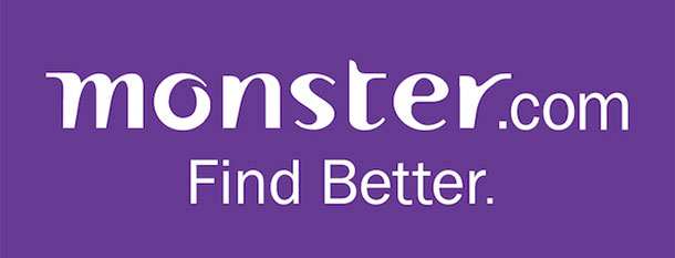 Monster remote work websites