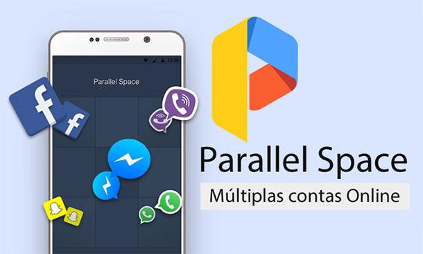 Aplicativos para WhatsApp Parallel Space