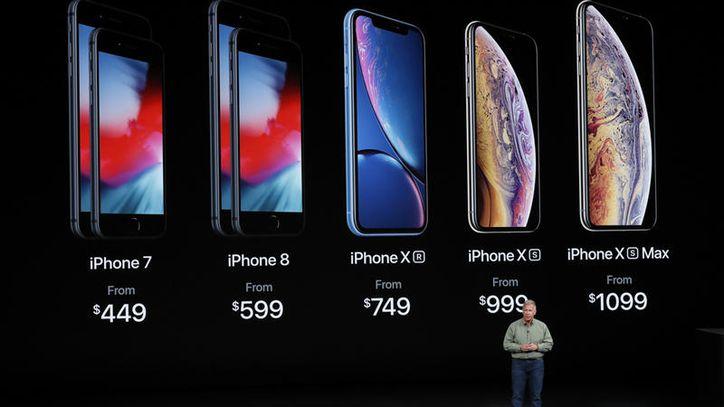 preço do iphone xr