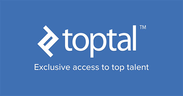 Toptal remote work websites