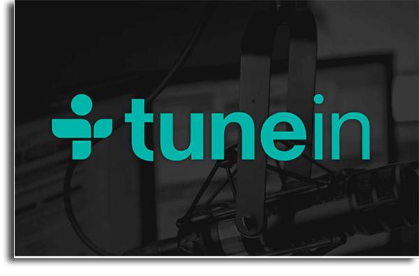 tunein aplicativos de musica