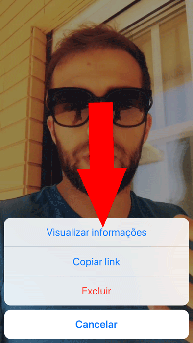 visualizar informacoes instagram