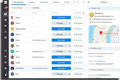 aplicativos para ecommerce livechat