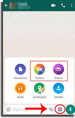 Cómo cargar fotos a través de WhatsApp: Guía completa