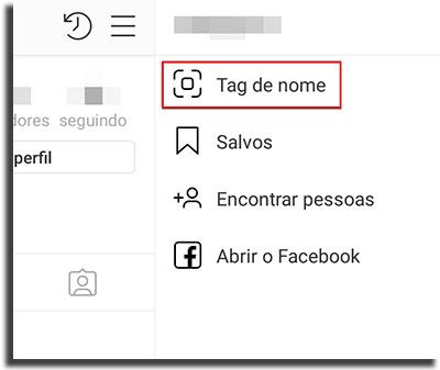 tag de nome no instagram acessando o painel 2