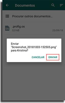 enviar fotos pelo WhatsApp sem perder qualidade 3