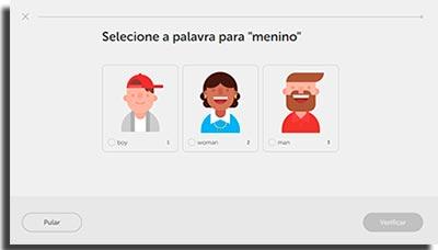 plataformas para aprender idiomas duolingo