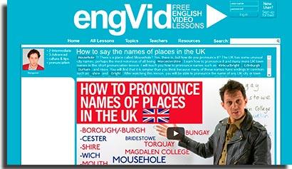 plataformas para aprender idiomas engvid