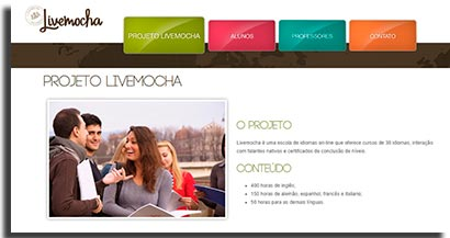 plataformas para aprender idiomas livemocha