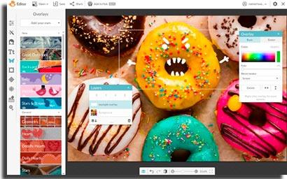 sites para fazer montagens online picmonkey