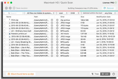 aplicativos para recuperar arquivos diskdrill