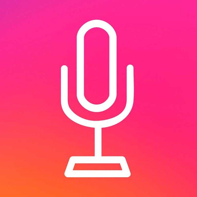 Como mandar áudio no Instagram Direct