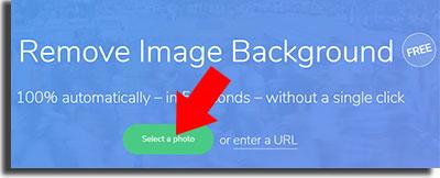 remover o fundo das suas imagens computador selecionar imagem