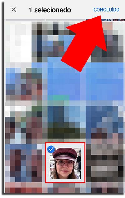 remover o fundo das suas imagens celular selecionar imagem
