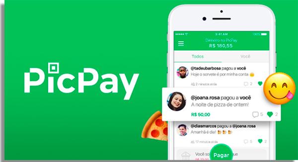 aplicativo para pagar contas picpay