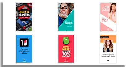 aplicativos para fazer capas no instagram snappa2