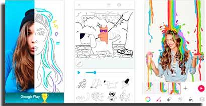 apps para fazer animacoes no celular picsart