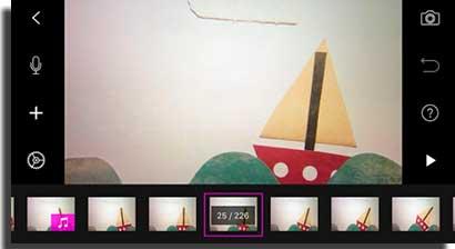 apps para fazer animacoes no celular stop
