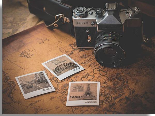 como compartilhar lembrancas no instagram stories viagem