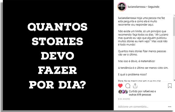 como conseguir os primeiros mil seguidores no instagram stories