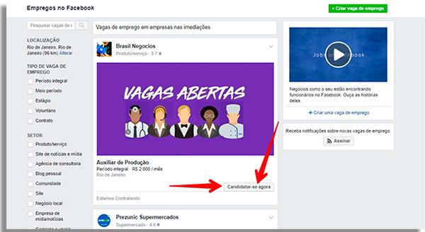como ganhar dinheiro no facebook candidatura