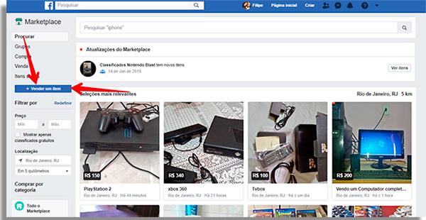 como ganhar dinheiro no facebook marketplace