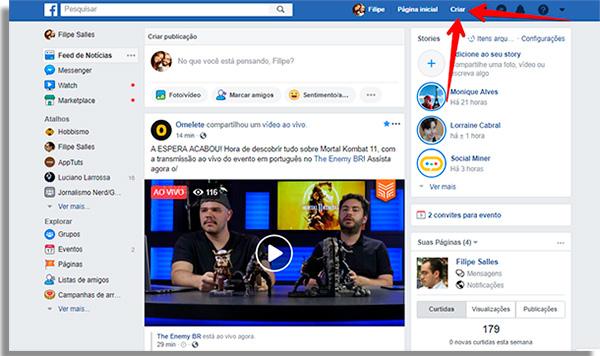 como ganhar dinheiro no facebook pagina