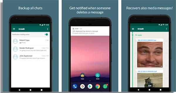 como recuperar áudios apagados do whatsapp aplicativo