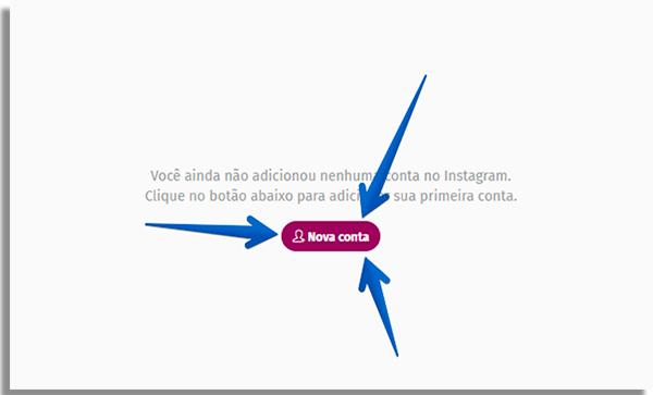 como usar o simplegram novaconta