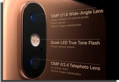 iphone xs vs iphone x camera