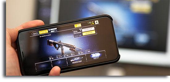 razoes para trocar iphone por xiaomi jogos