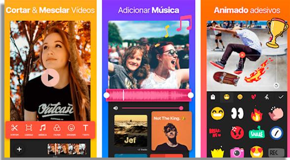 aplicativos para gravar videos inshot