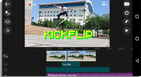 aplicativos para gravar videos powerdirector