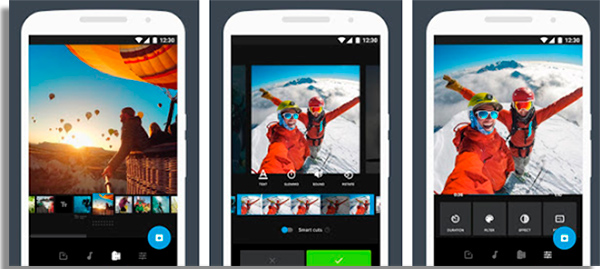 aplicativos para gravar videos quik
