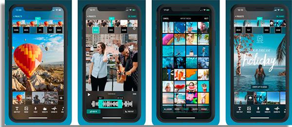 aplicativos para gravar videos videorama